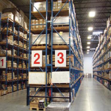 K2 Fasteners Warehouse