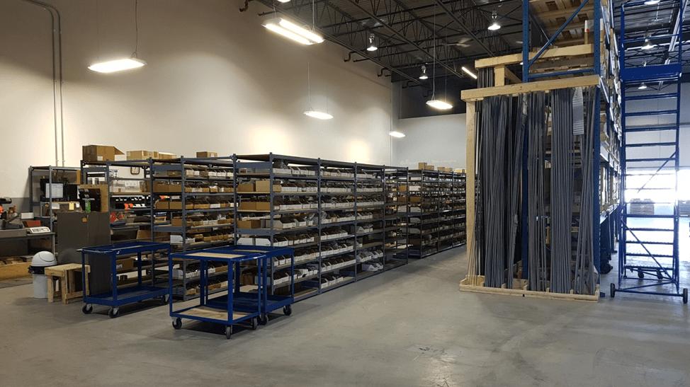 Edmonton Warehouse - K2 Fasteners